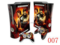 High Quality Vinyl Skin Sticker Decal Cover for Xbox 360