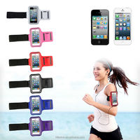 WaterProof Sport Gym Running Armband Protector Soft Pouch Case Cover For iphone 4/4s