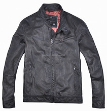 Hotsale <strong>Men</strong> PU leather jacket