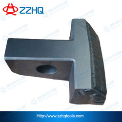 TBM hard metal shield cutters for TBM tunnel boring machine parts