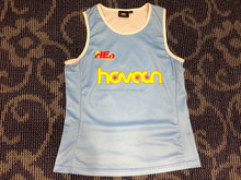 Hongen apparel Accept Sample Custom Running Singlets/wholesale Running Wear/wholesale Running Shirts With Competitive Price