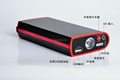 3300MAh High-capacity Li-polymer multi-function rechargeable Jump Starter