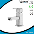 Stainless steel wire bathroom sink 304 316 waterfall wash basin faucet Hot and Cold Mixer Water taps