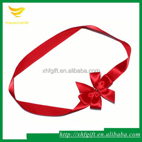 Various gift packaging wrapping ribbon bow
