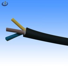 IEC 450V/750V H07RN-F 3G*2.5mm2 copper conductor rubber insulation electrical wire