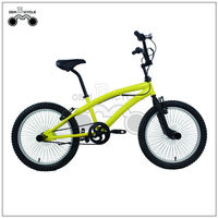 Wholesale 20inch best steel material bmx freestyle bike