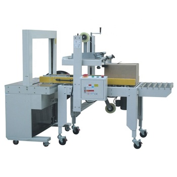 New type modern style semi automatic packing strapping machine