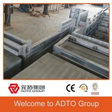 ADTO GROUP Fast & Easy Assembled Aluminium Shuttering Formworkpvc formwork for concrete Made in China