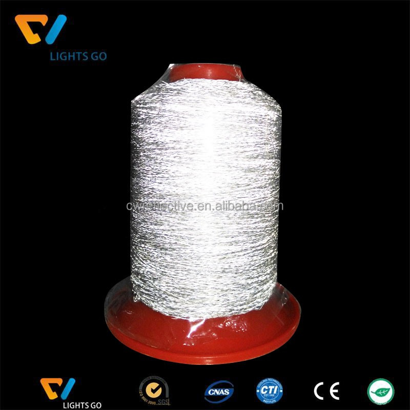 Sew On Reflective Thread, 3M Equivalen Reflective Yarn
