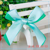 Beautiful Polyester Satin Gift Ribbon Bow