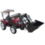 CE approved hot sale wheel loader good quality garden tractor front end loader