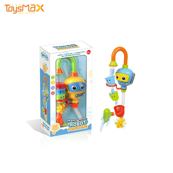 Funny Water Play Baby Bath Shower Sprinklers Toy Baby Bath Toy