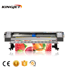 Best Price 4 Color Heat Transfer / Wall / PVC / Car Sticker Printing Machine For Sale