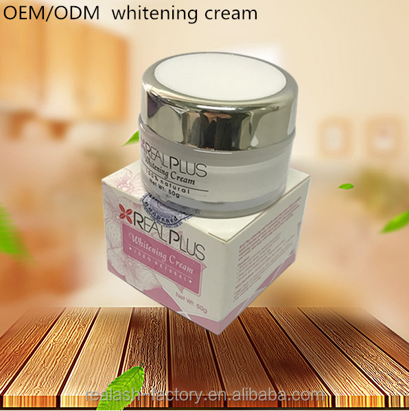 Face medical care 100% natural REAL PLUS intimate whitening cream