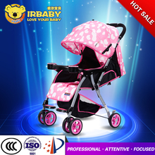 Foldable stroller aluminium ally frame Multifunction Baby Prams luxurious pushchairs for Philippines