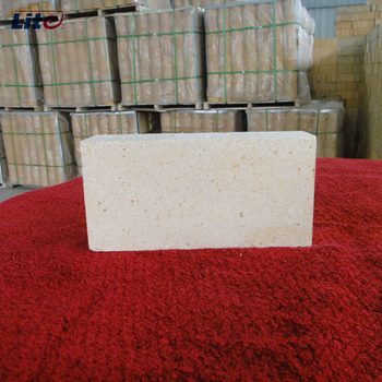 Refractory high temperature thermal isolation vermiculite fire brick for fireplace/pizza oven/wood stove