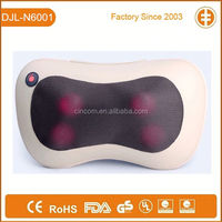 Personal Protable Kneading Massager For Home Car Office Use , Multiple-Use Massage Pillow
