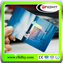 125khz digital printing photo id cards conax smart cards