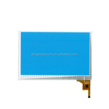 "3.5"" /4""/4.3""/4.5""/5""/6.2""/6.5""/6.95""/7""/8""/8.8""/10.1"" Touch panel and touch screen standard conductive sensor"
