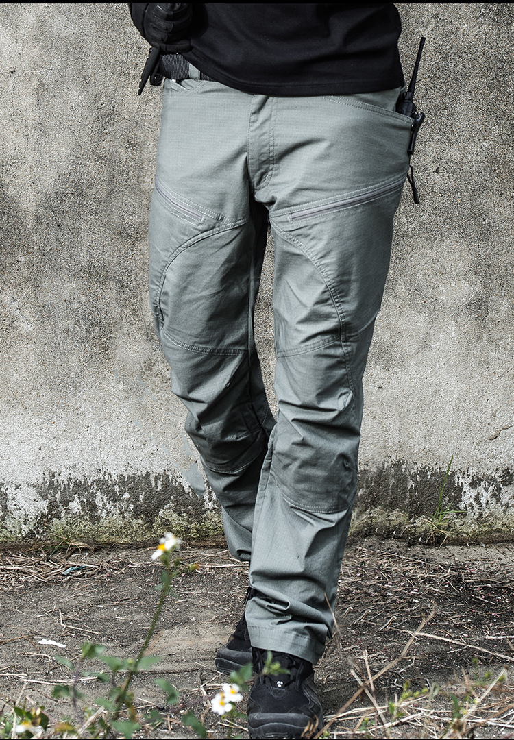 Tactical Outdoor Waterproof Trousers Pants