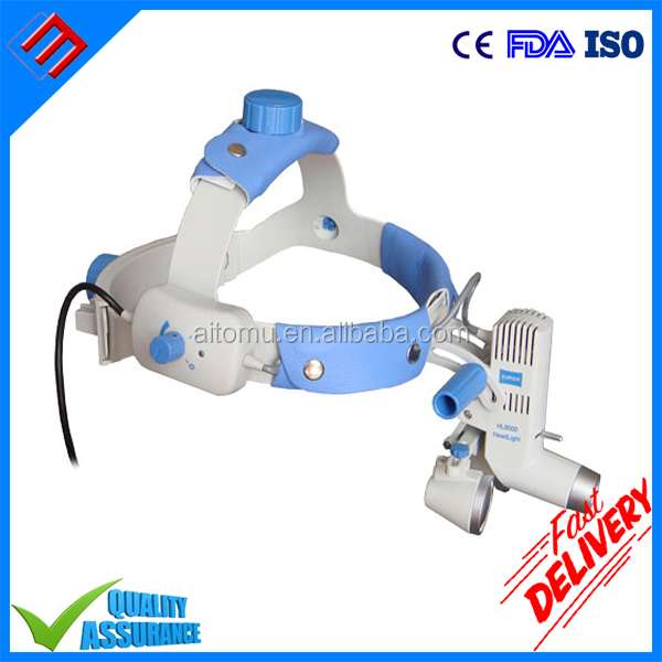 Portable LED Headlight Dental Surgical Loupes