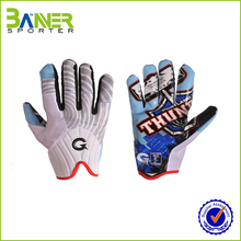 full finger neoprene color gloves football
