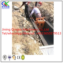 ditch/channel concrete molding machine with reliable quality