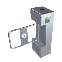 Cafeterias Barrier Gate Entrance and Exit Systems
