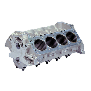 high quality aluminum engine block cylinder block for D4CB engine