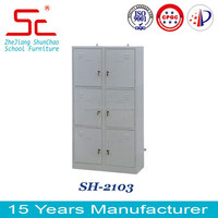 Hot sale six doors file cabinet SH - 2103