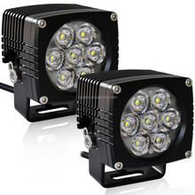 Super bright newest design led work light for fork lift with cree chip