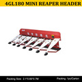 Four wheel harvest part reaper head 4GL180, hot sale 4GL180 reaper header