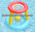 new inflatable basketball hoop for water park