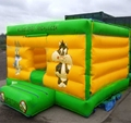 HOLA mini inflatable bouncer/bounce house for adult/commercial bounce house