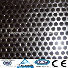 3mm hole 5mm pitch Galvanized Steel Perforated sheet