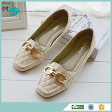 fashion lady bulk wholesale china high quality flat shoes
