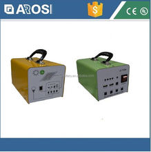 Easy Installation solar dry cell battery 20w 7ah mini portable system high quality