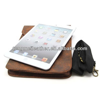 Classic Style Shoulder Bag Case For Ipad 2/3/4,Luxury Case For Ipad 2/3/4