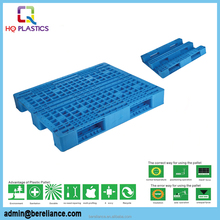 Heavy Duty Single Faced Rackable Honeycomb Plastic Pallet