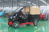 2015 new luxury low price design convenient black small electric Van car scooter