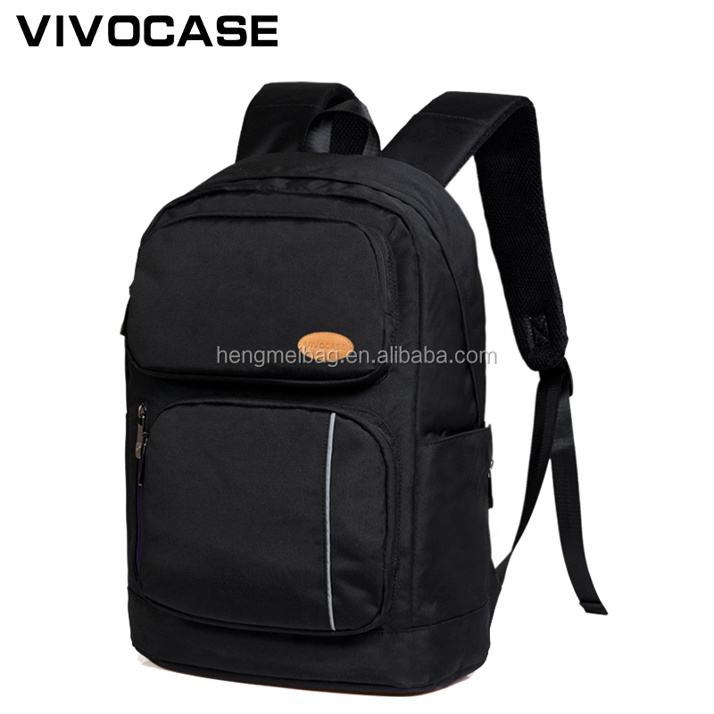 Wholesale men outdoor big computer bagpack 15 inch laptop bag