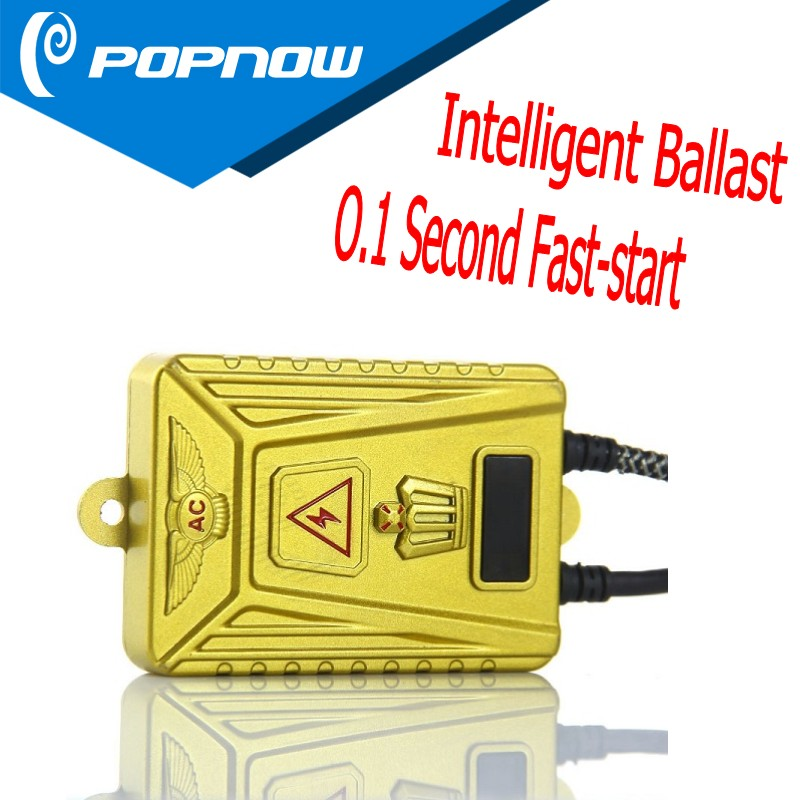 12v 35w 50w 55w fast-start ballast hid ac ballast for hid xenon kit with many available bulbs type