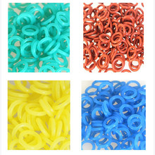 Top Quality Silicone Tattoo O-rings For Machine Gun Springs Supply