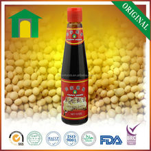 Chinese Fresh Halal Oyster Extract Sauce 710G Factory Low Price
