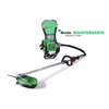2-stroke gasoline BG430 brush cutter backpack brush cutter/grass trimmer BG430 brush cutter