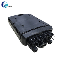 feitian FTTH 16 cores outdoor and indoor fiber optic termination box IP68