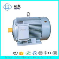 YX3 series 1.1kw 1.5hp electric motor,3 phase electric car motor 1kw