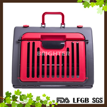 PLASTIC EASY FOLDING PET CARRIERS CAT TRAVEL CASE