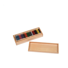Children Montessori Toys Color Tablets Wooden Toys Education For Sale