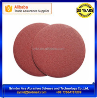 125mm 120 Grit Adhesive Backed Abrasive Paper Sanding Discs